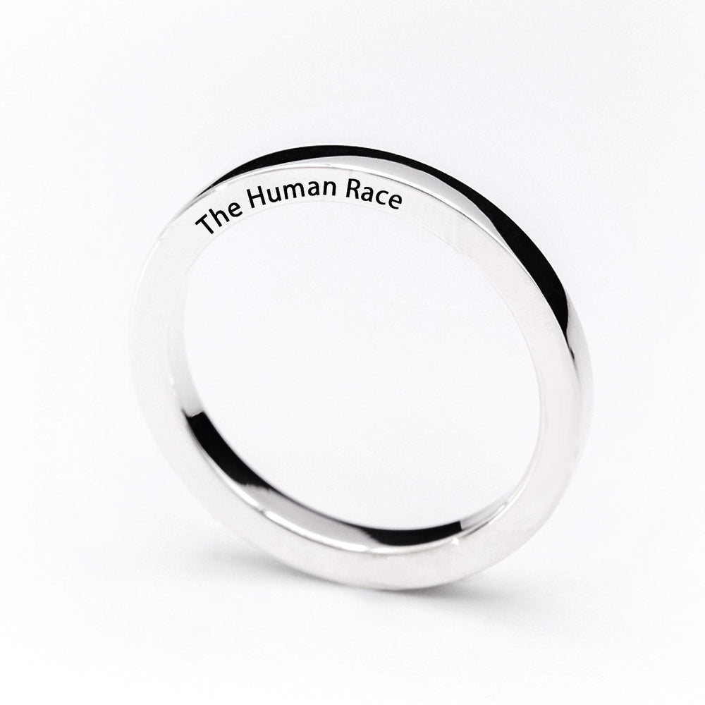 The Human Race Ring