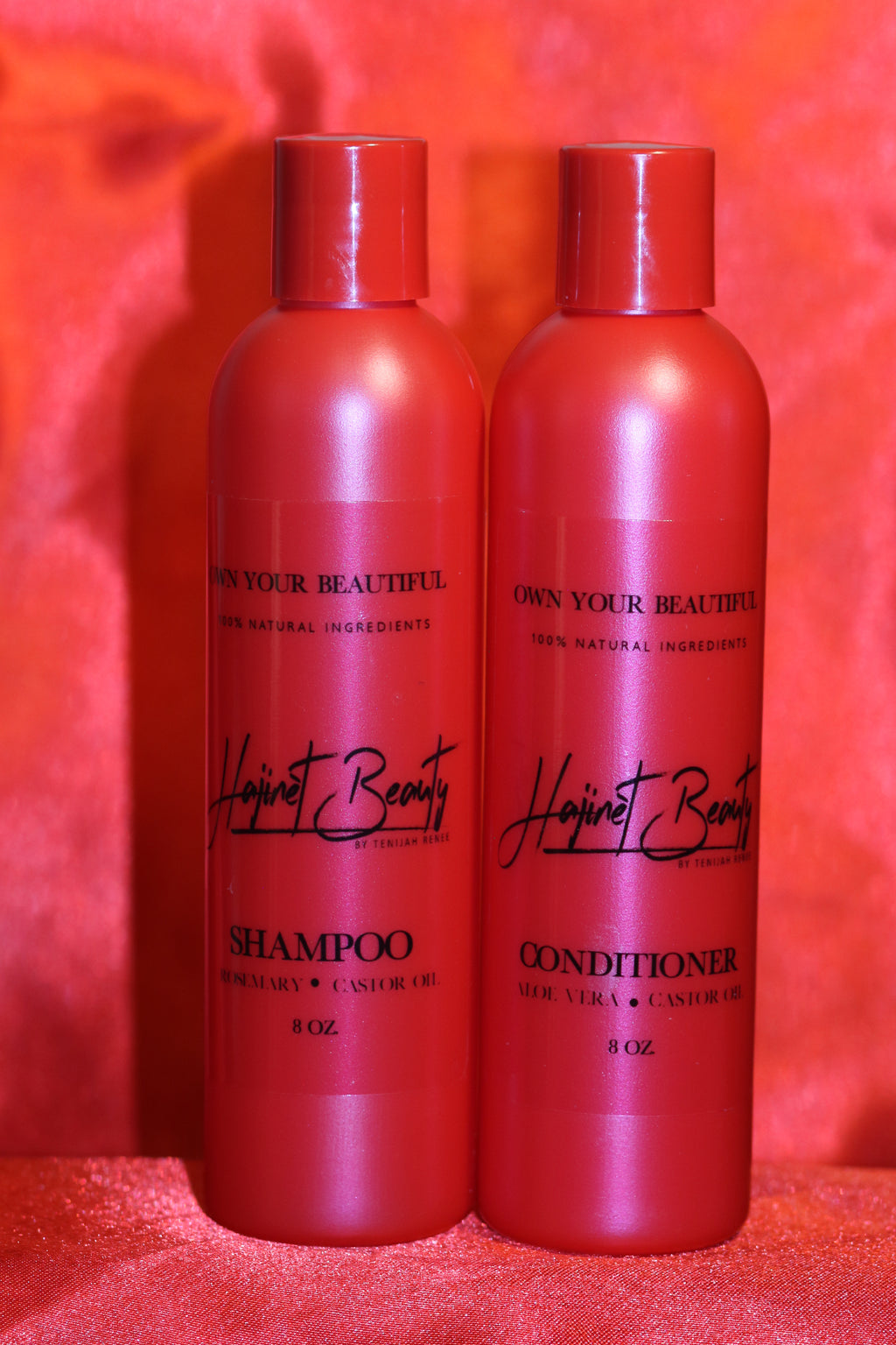 Hajinet Beauty Shampoo and Conditioner