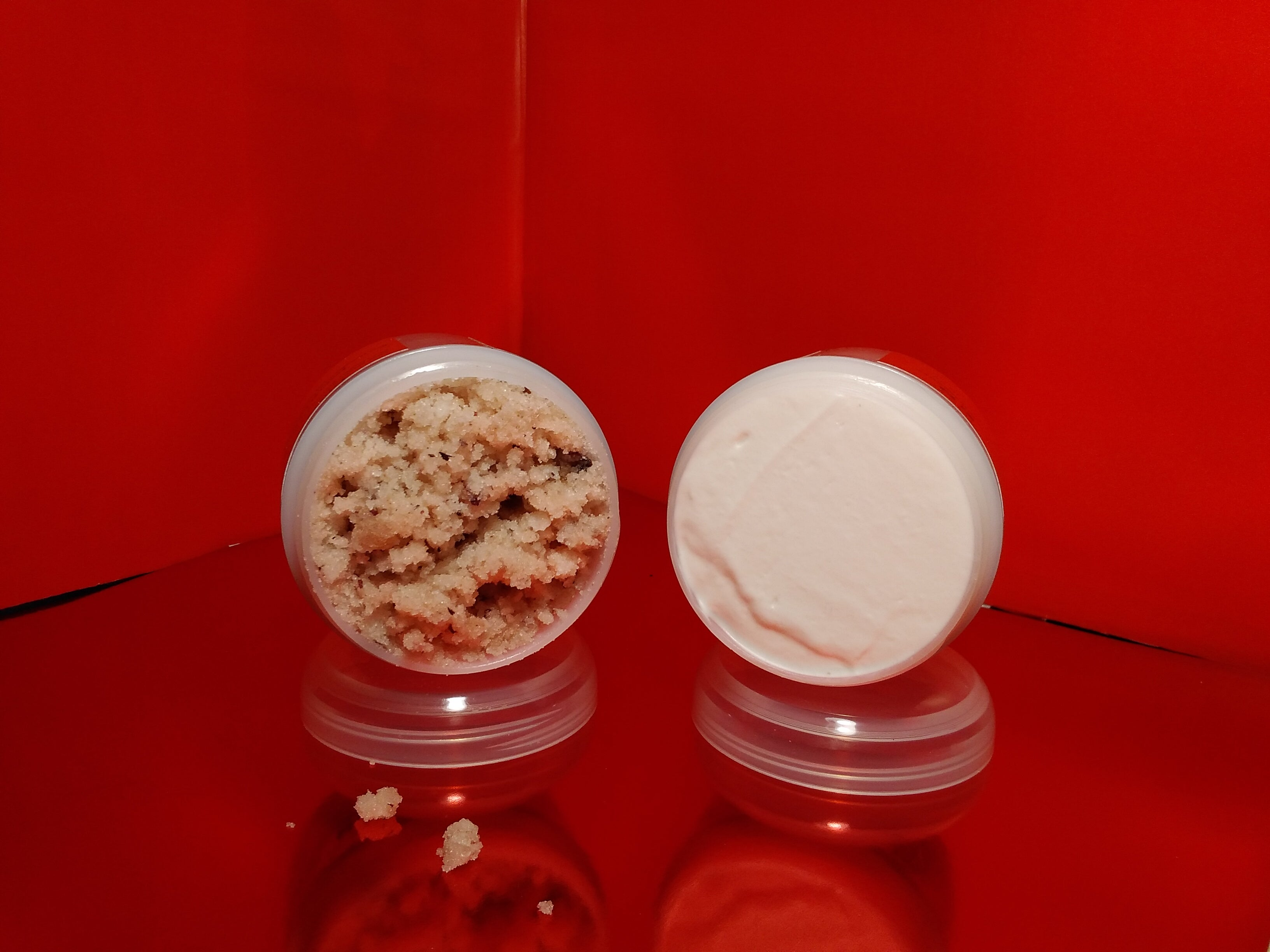 Body Butter and Scrub Set
