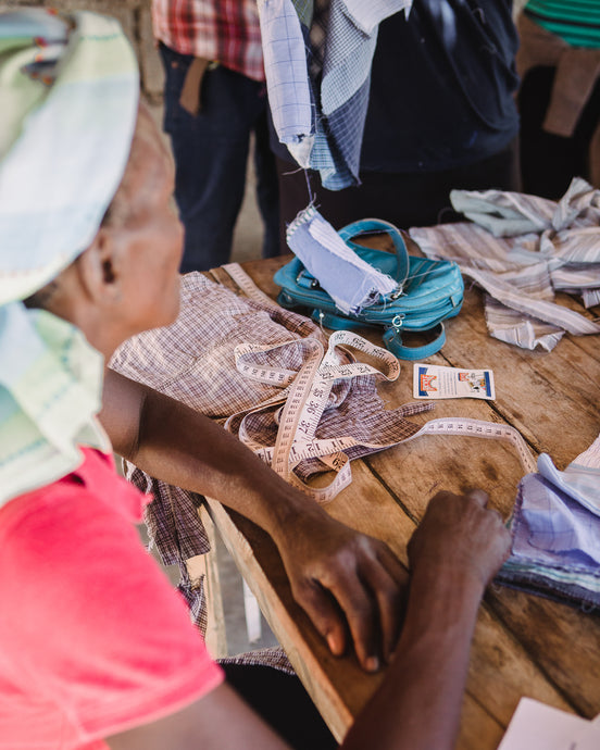 men in fair trade empowering women