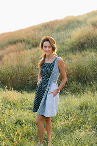 Handwoven Cotton Tilly Dress - XS and S