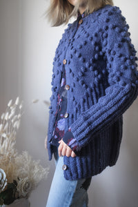 Hand Knit Soft Nepali Wool Jill Sweater