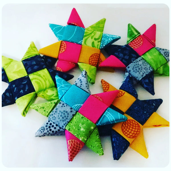 Scandinavian Folded Star Tutorial