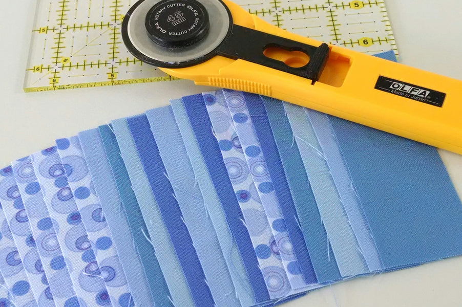 How to Sew an Accurate Quarter Inch Seam for Quilting