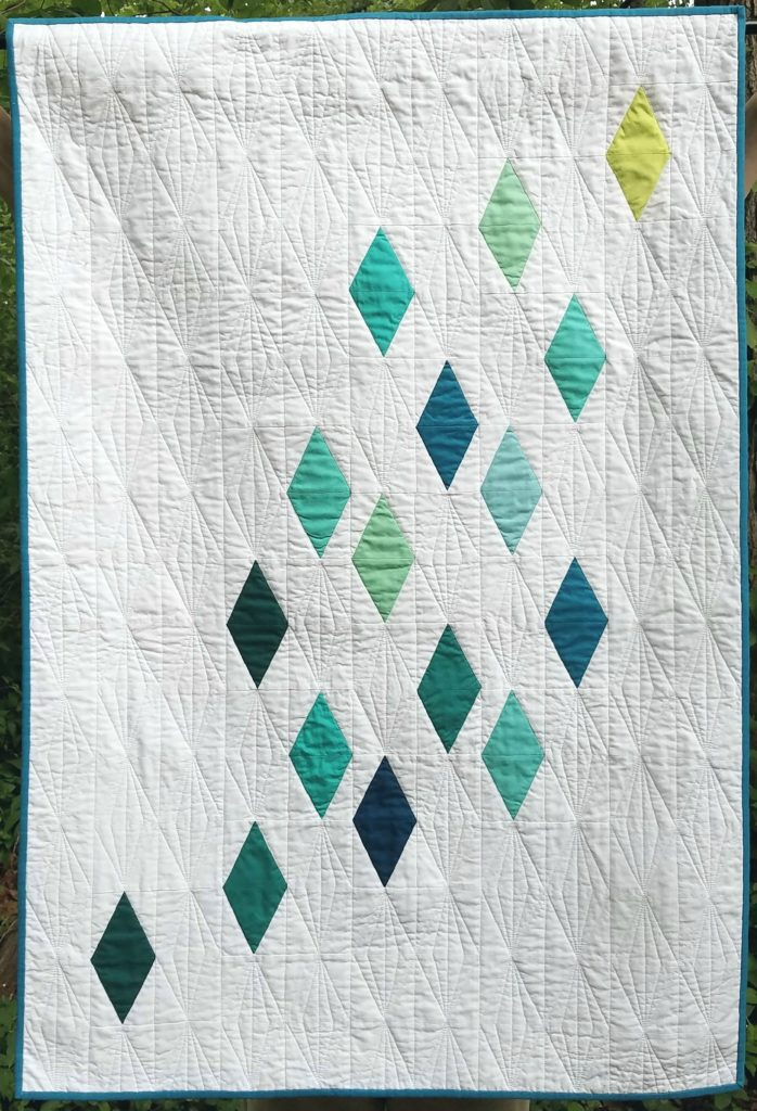 Color and Clarity Quilt full size