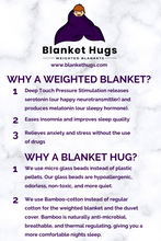 Load image into Gallery viewer, The Blanket Hug by Blanket Hugs