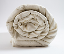 Load image into Gallery viewer, The Blanket Hug - Weighted Blanket with Bamboo-Cotton Duvet Cover