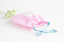 Load image into Gallery viewer, Reusable Wet Bag - Pink Stripes