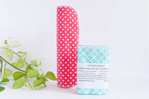 Zero Waste Towels | Checks and Dots