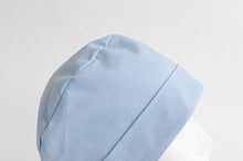 Charger l'image dans la galerie, Closeup of a Blue Cloth Scrub hat