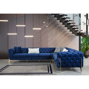 Lucca Blue - Unique Furniture