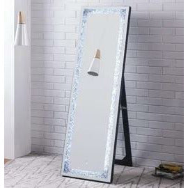 LED Stand Up Mirror - Unique Furniture