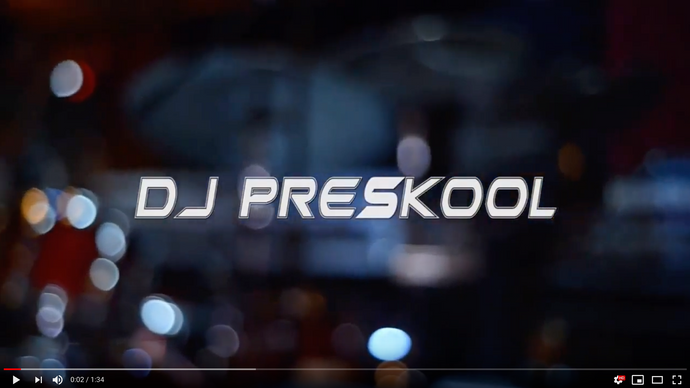 DJ Preskool | Union Pool Promo
