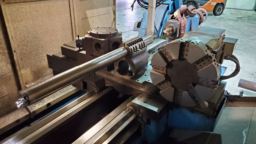 Advance CNC Lathe CL-38C x 3000