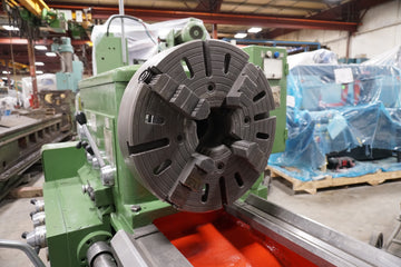 Stanko 1M63B 28 x 120 Manual Lathe (4691)