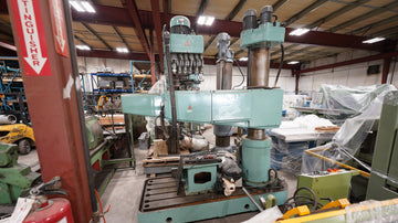 Stanko 2M55 Radial Arm Drill