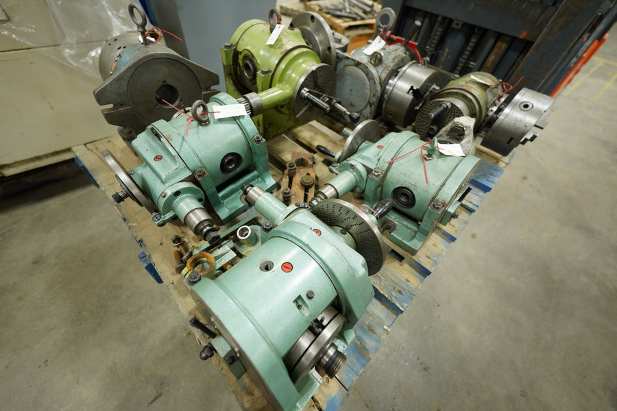 Rotary Table (982-0010)