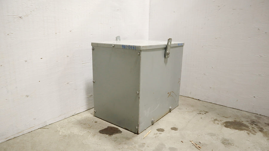 TRANSFORMER 480V x 240-120V 15KVA (single phase)