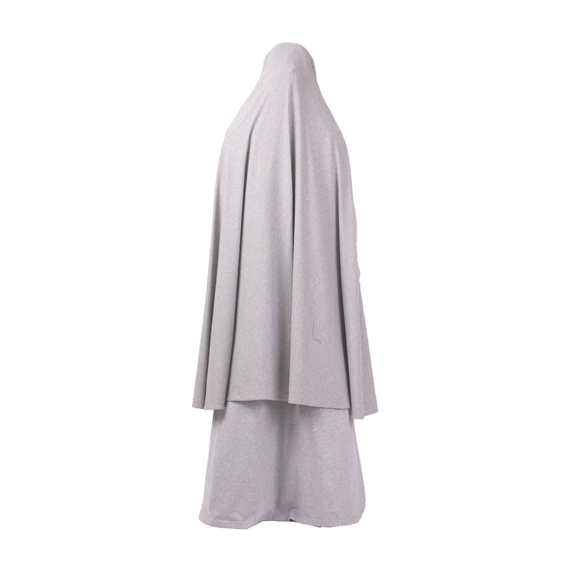 Ghaida French Khimar Misty