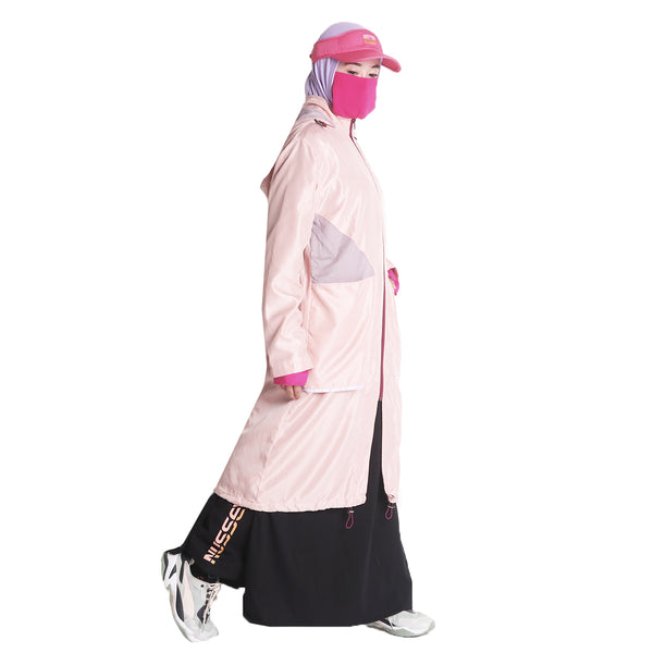 Lahiza Jacket Pearl Blush