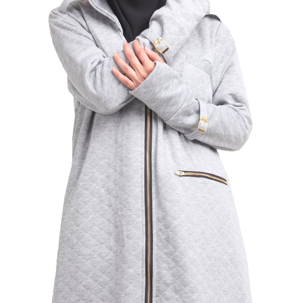 Medinna Long Jacket Micro Chip