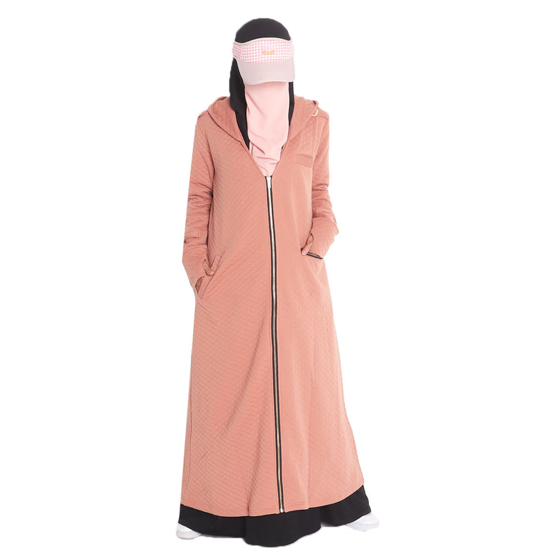 Medinna Long Jacket Muted Clay
