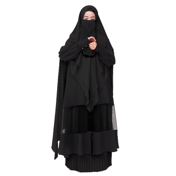 Azura Nailah Set Black