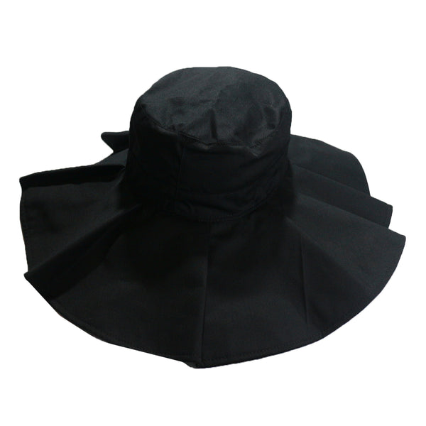 Farhin Hat Black