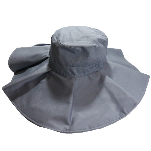 Farhin Hat Grey