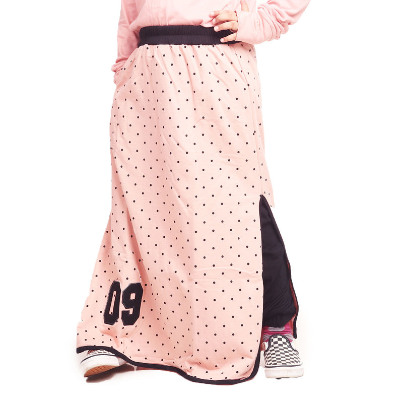 Warda Skirt Peach