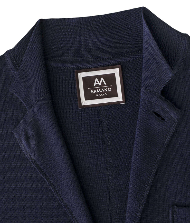 THE GUESTLIST by ARMANO MILANO | Peanuts Cashmere Jacket - The Guestlist