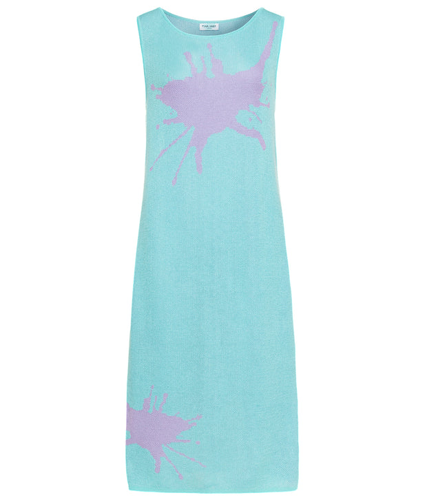 "TINA HARF LONDON | Dress Tina ""Splash"" 