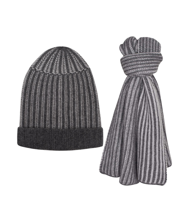 Cory Beanie & Caius Scarf Christmas Combo Christmas Combo THE GUESTLIST