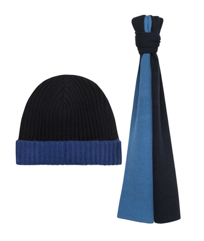 Greenwich Beanie & Bowery Scarf Christmas Combo Christmas Combo THE GUESTLIST