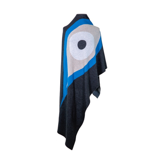 THE GUESTLIST Collection by Jennifer Joanou | Cashmere Gotham Blanket Scarves THE GUESTLIST