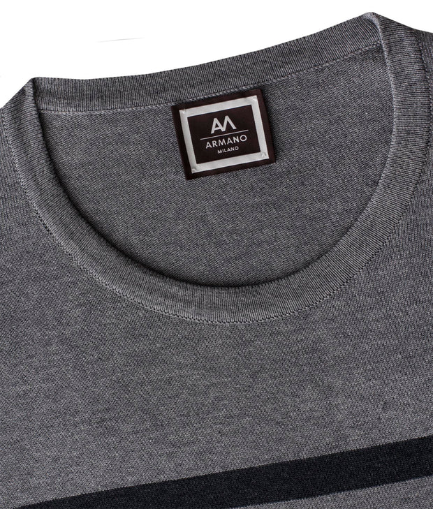 THE GUESTLIST by ARMANO MILANO | Polidoro Sweater - The Guestlist