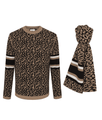 Cole Sweater & Casim Scarf Christmas Combo THE GUESTLIST