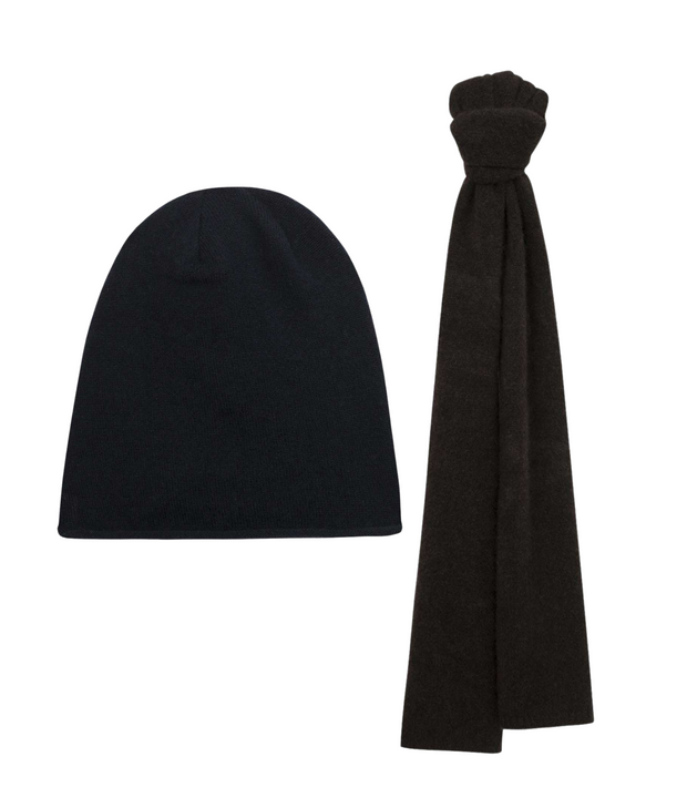 Fulton Beanie & Tribeca Scarf Christmas Combo Christmas Combo THE GUESTLIST