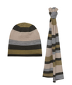 Top Hat & Topper Scarf Combo Christmas Combo THE GUESTLIST
