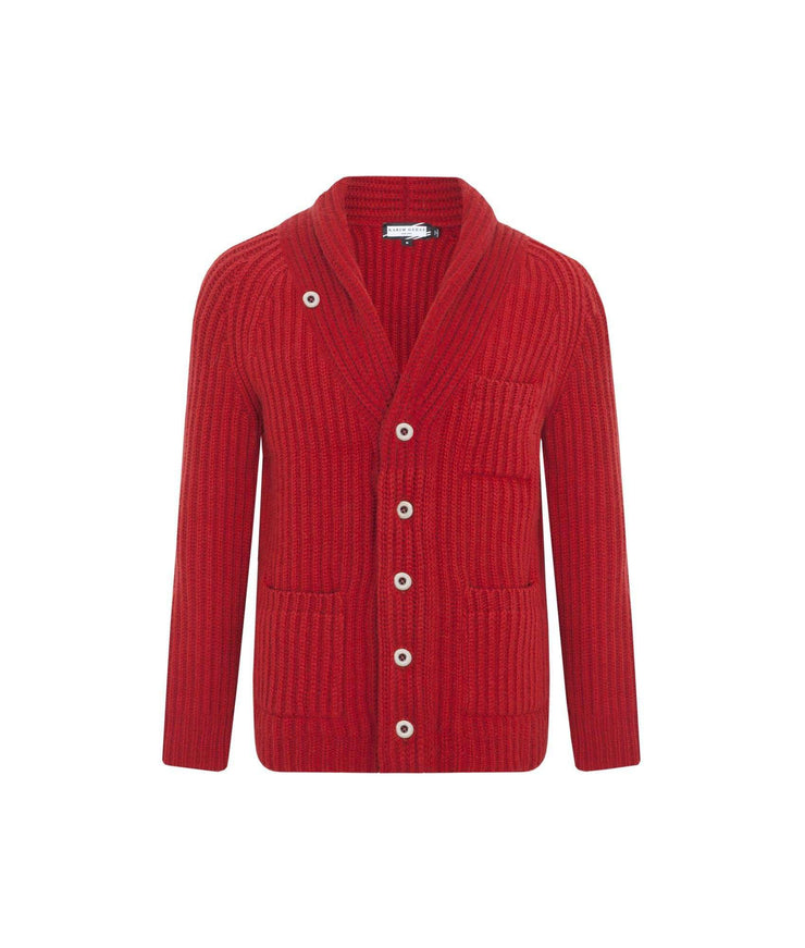 THE GUESTLIST | Menswear | Alan Cardigan Jacket - The Guestlist