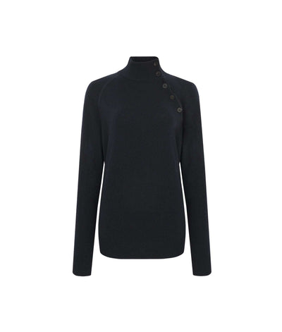 THE GUESTLIST | Womenswear | Aliz Turtleneck Sweater - The Guestlist