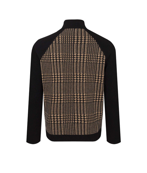 THE GUESTLIST | Menswear | Cameron Baseball Sweater - The Guestlist