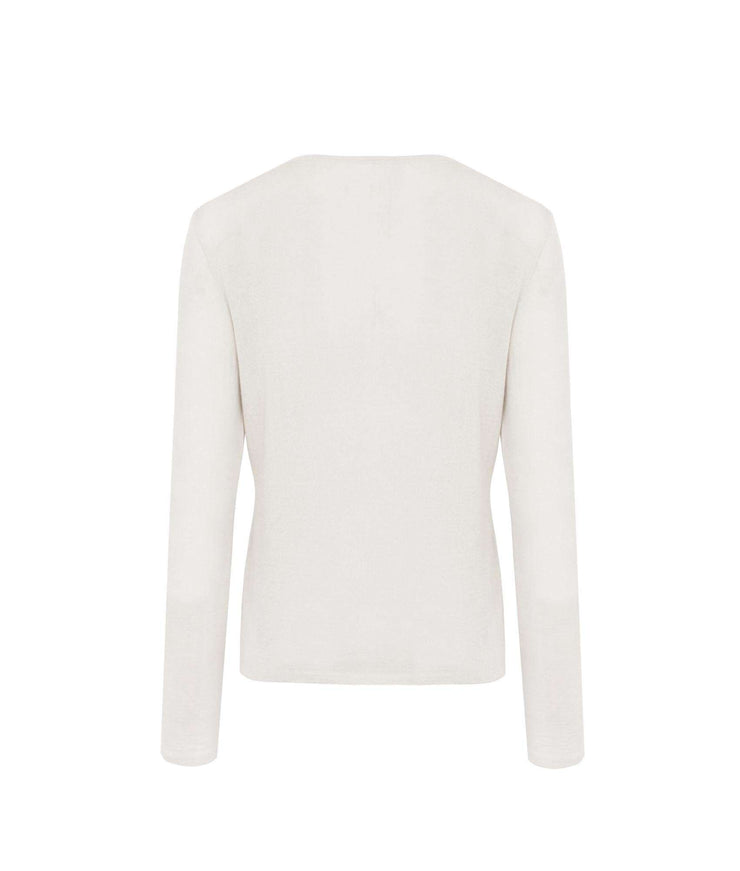 JENNIFER JOANOU New York | Canal | Crew Neck Sweater - The Guestlist