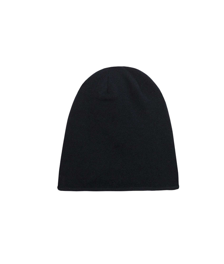 JENNIFER JOANOU New York | Fulton | Roll Edge Beanie Hat - THE GUESTLIST