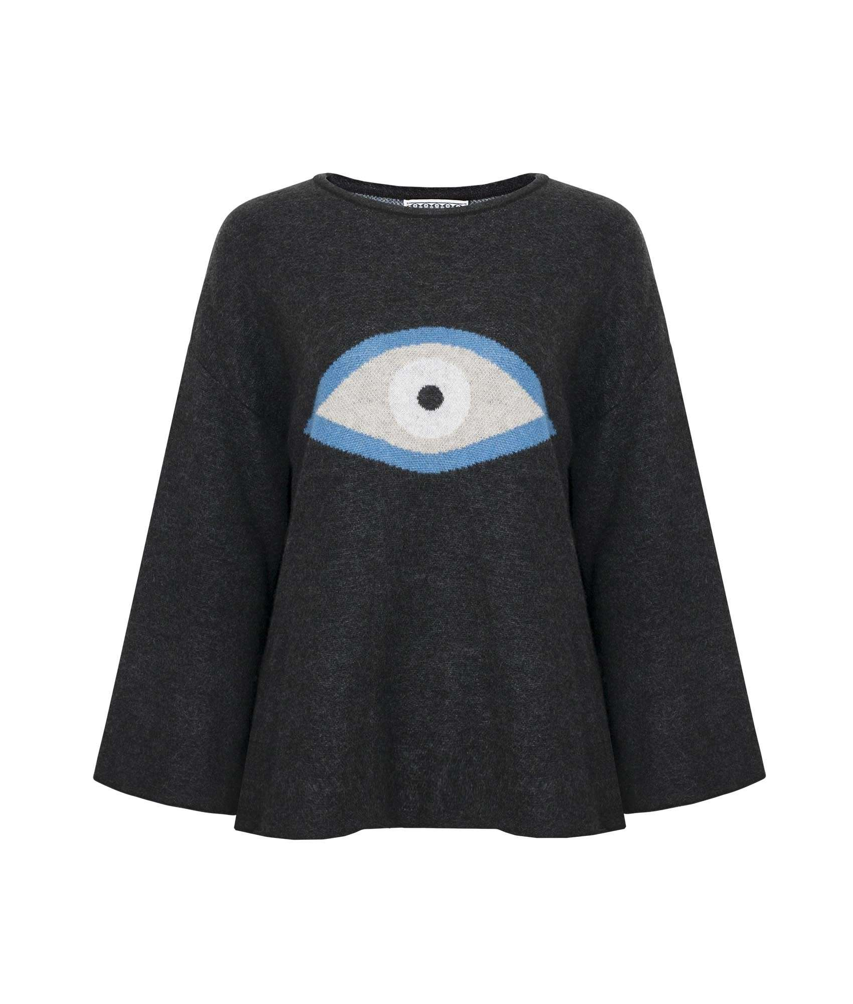 JENNIFER JOANOU New York | Jane The JJ Eye Sweater