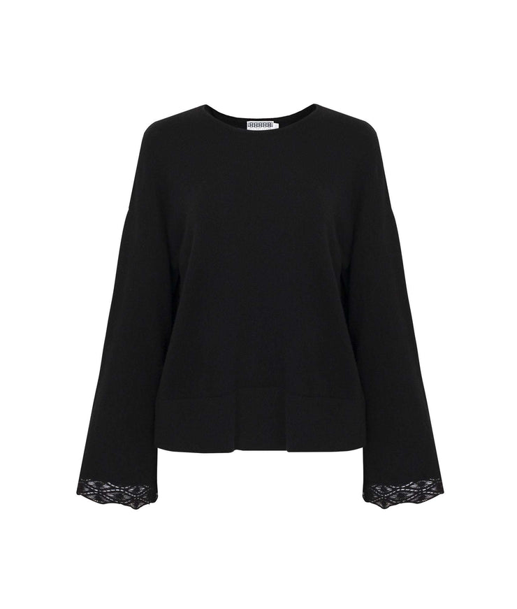 JENNIFER JOANOU New York | Jones Crew Neck Sweater - The Guestlist