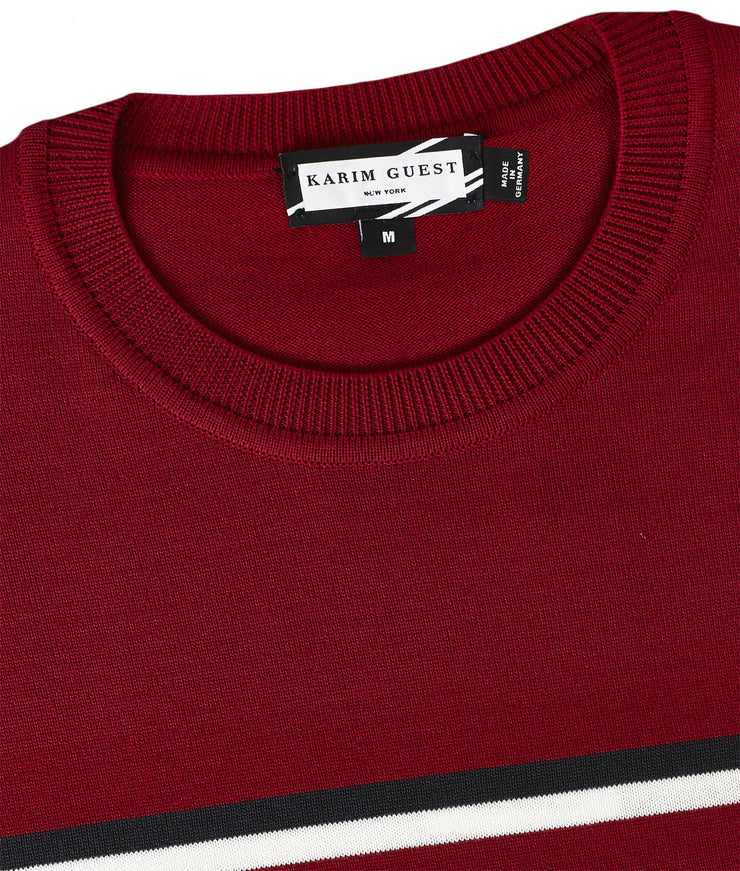 THE GUESTLIST | Menswear | Bobby Sweater - The Guestlist
