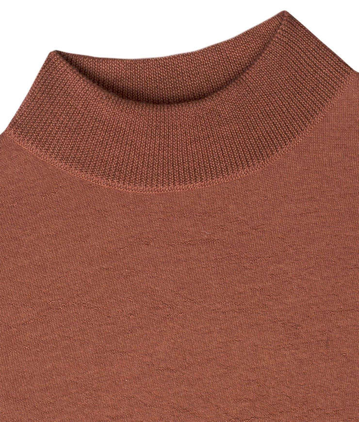 THE GUESTLIST by JENNIFER JOANOU New York | Mulberry Sweater - The Guestlist