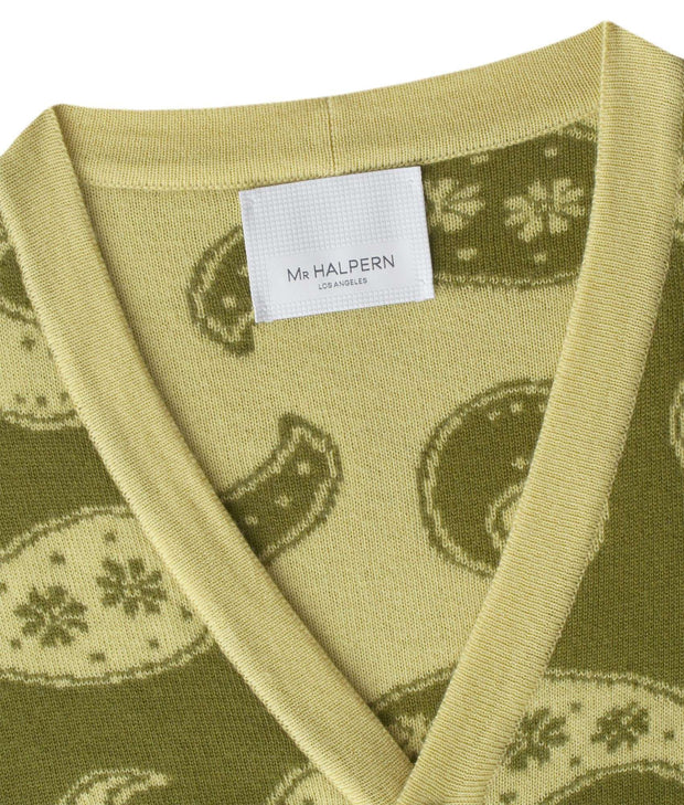 MR HALPERN LA | Tilden Cardigan - The Guestlist