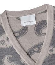 MR HALPERN LA | Titus V-Neck Cardigan - The Guestlist